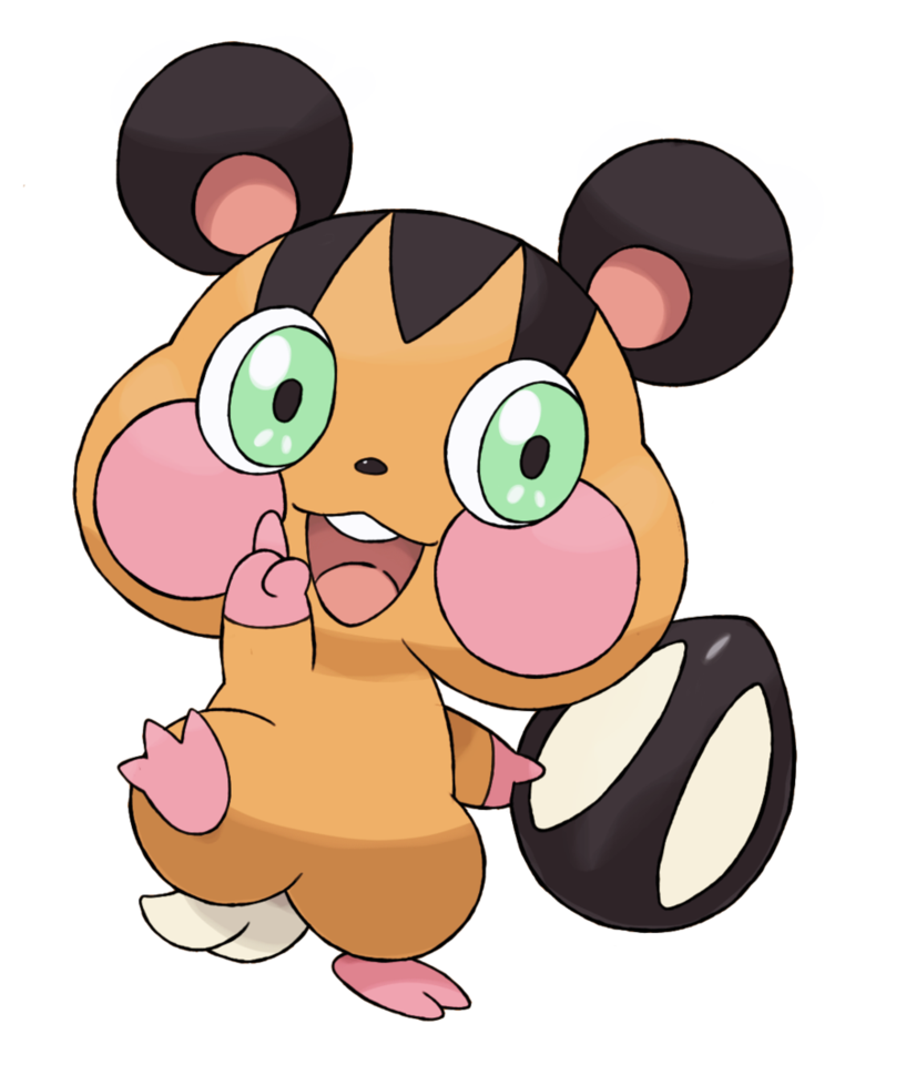 Hamuby by resshune on. Hamster clipart realistic