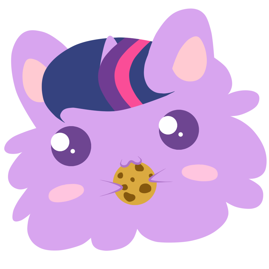 Pet twilight sparkle my. Hamster clipart vector