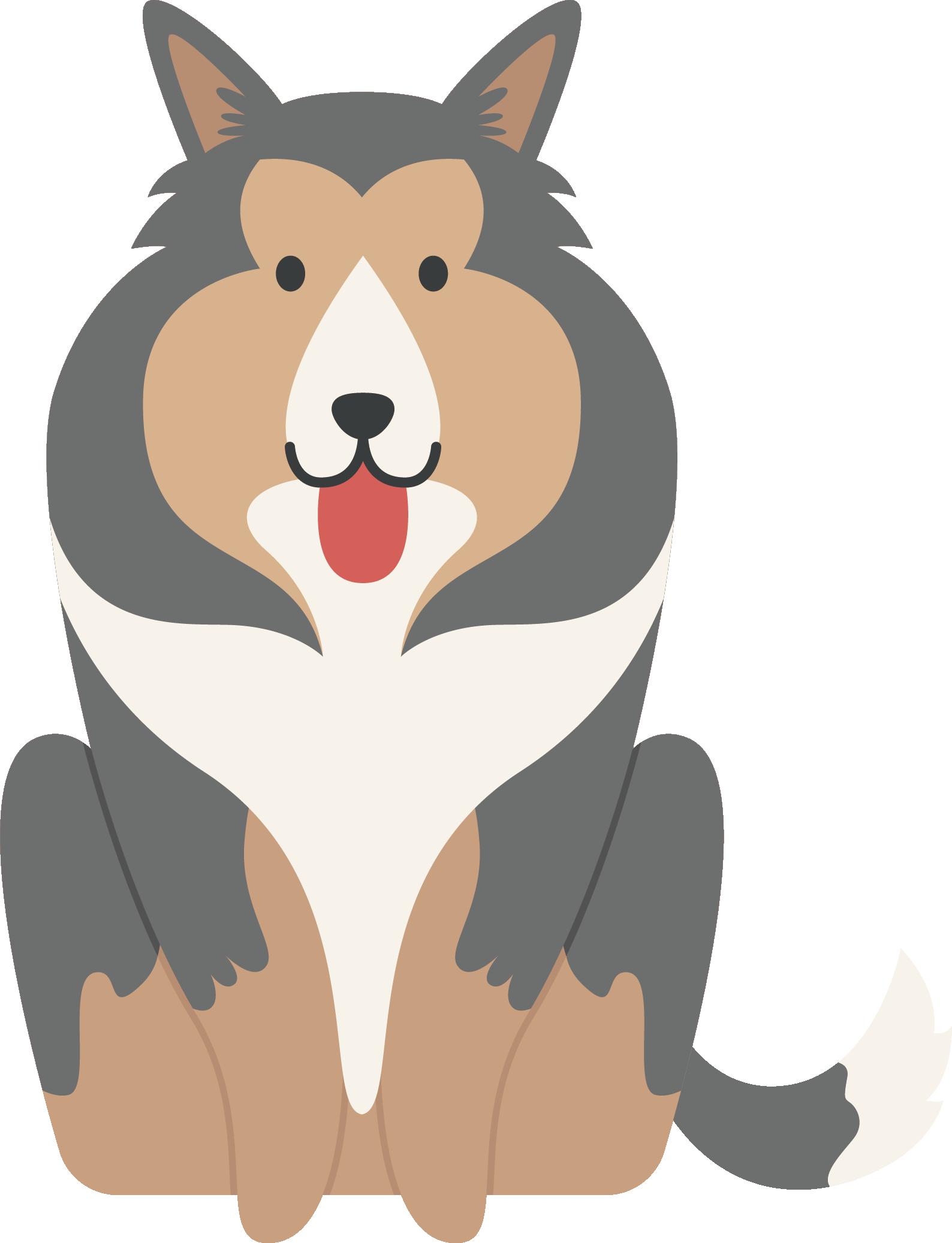 Pekingese transprent free download. Dog vector png