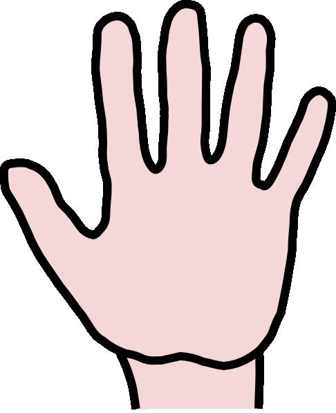 Hands clip art cartoon. Hand clipart