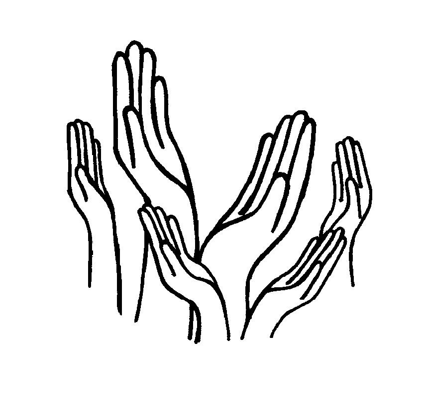 Free cliparts download clip. Hands clipart amen