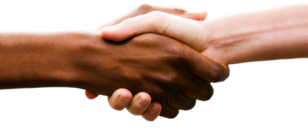 Muslim students required to. Handshake clipart mutual agreement