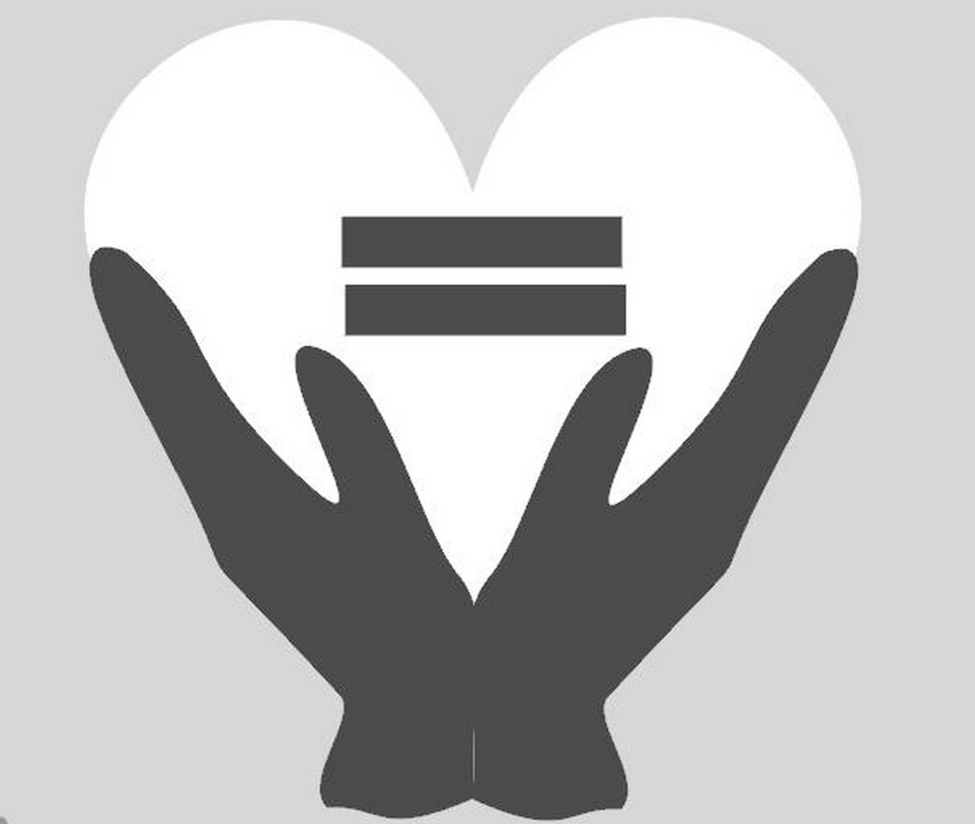 Free symbol download clip. Hands clipart equality