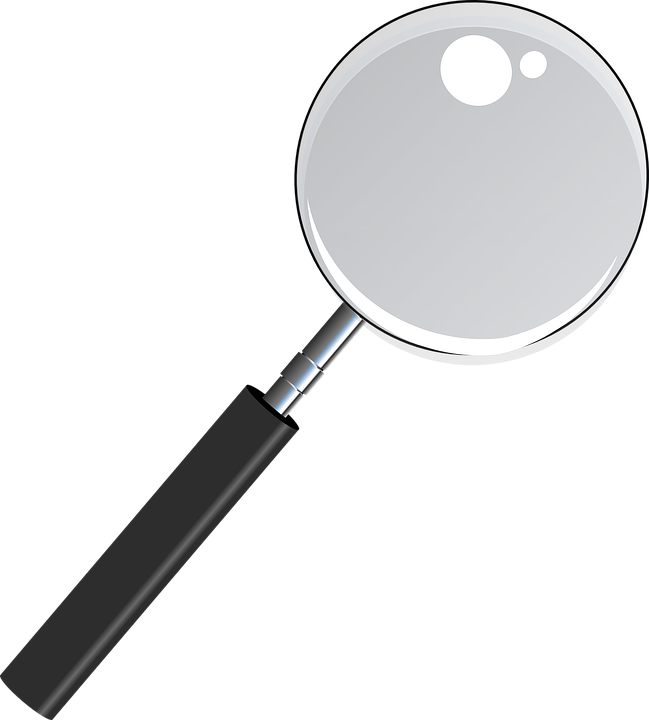 Hand clipart lense. Magnifying png transparent images