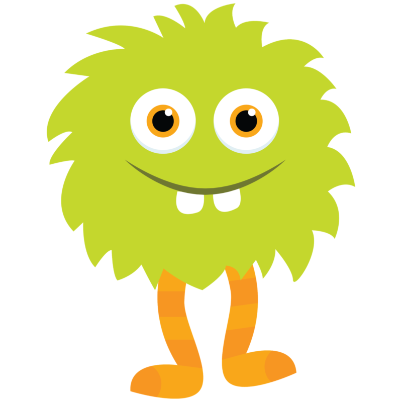 free images photos. Hand clipart monster