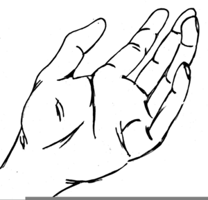 Hand clipart open. Hands cliparts free images