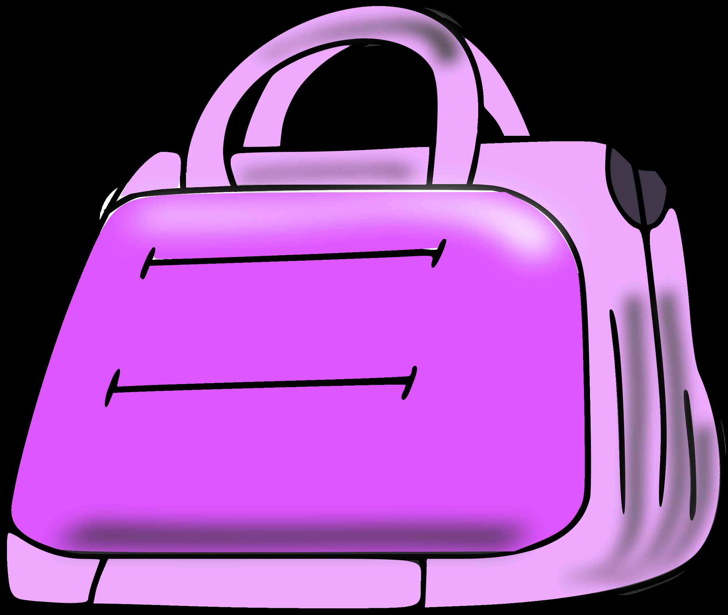 Handbag. Hand clipart purse