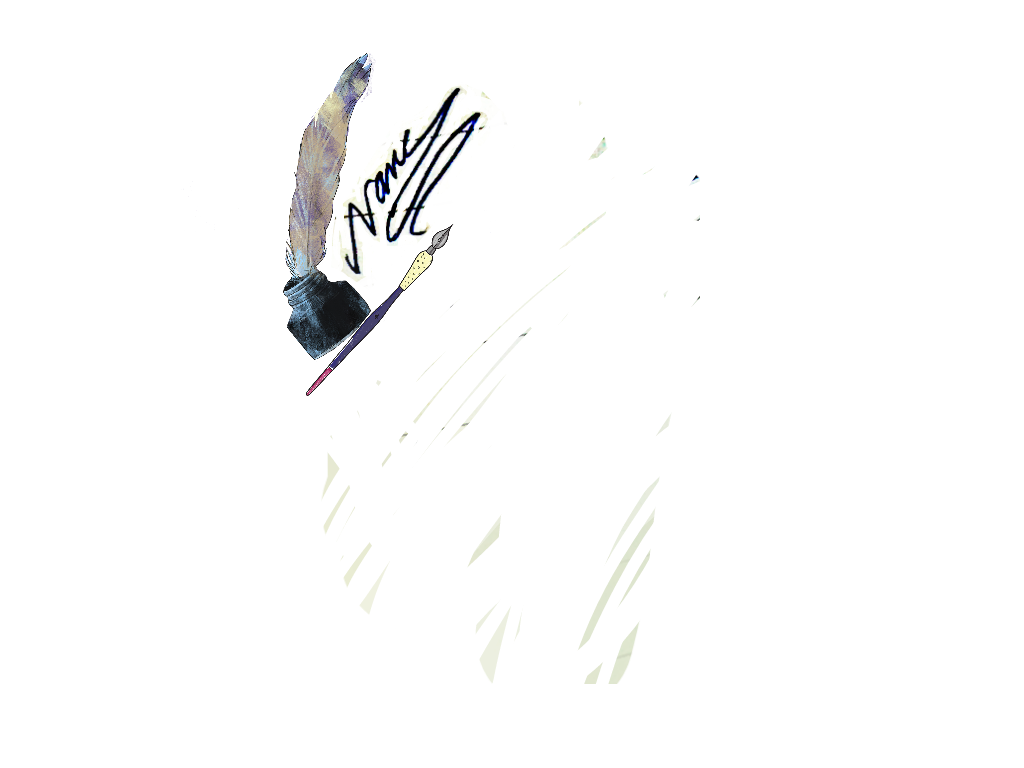 Sticker by naman rajput. Hand clipart signature