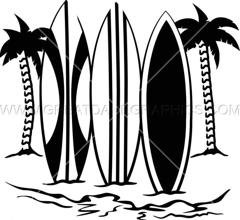 Drawing at getdrawings com. Waves clipart surfboard