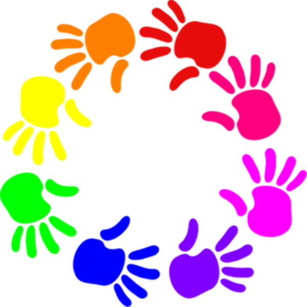 Hand clipart team. Free active hands cliparts