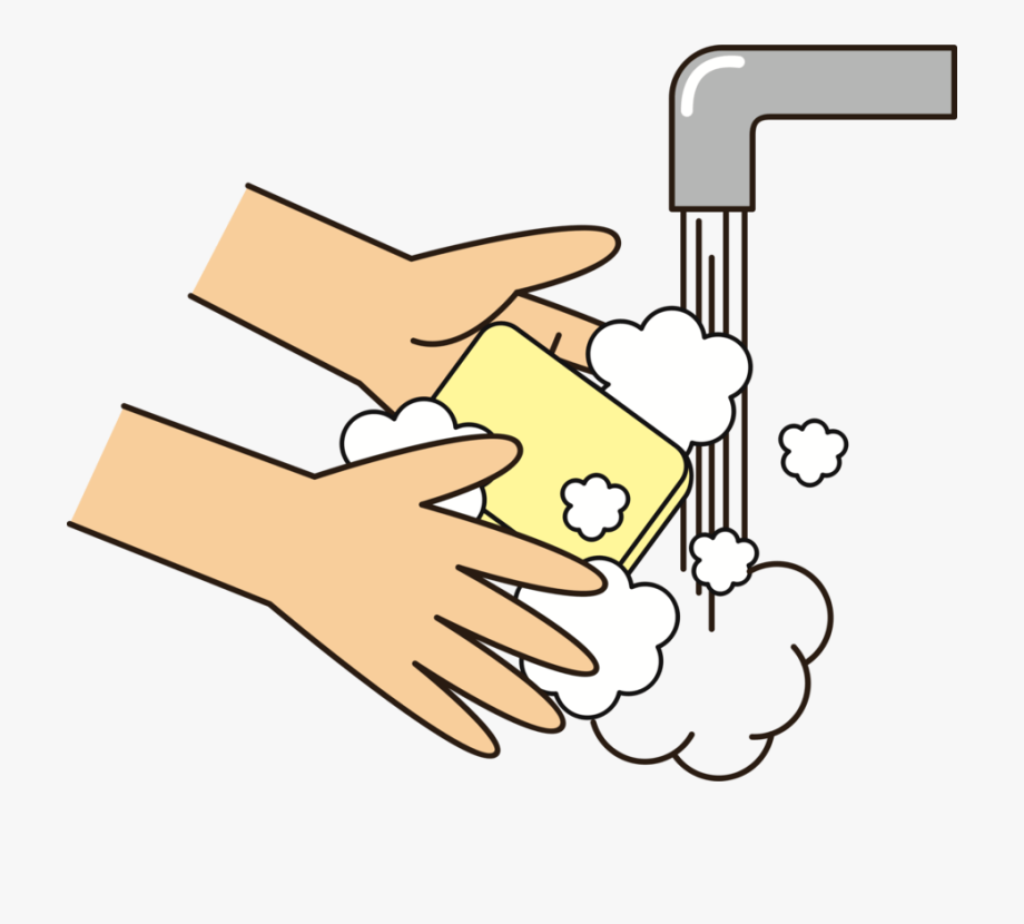Hand clipart wash. Your hands free cliparts