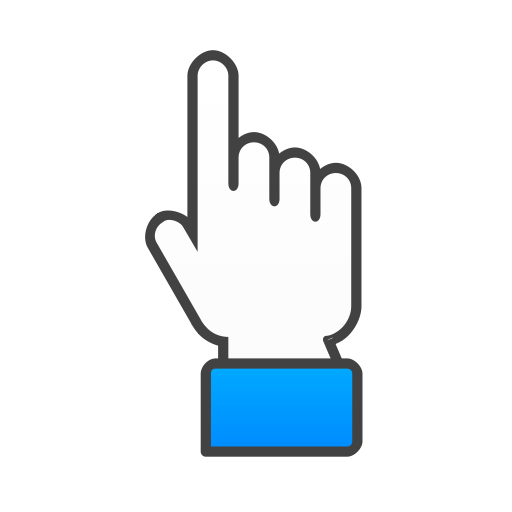 Snipicons by snip master. Hand icon png