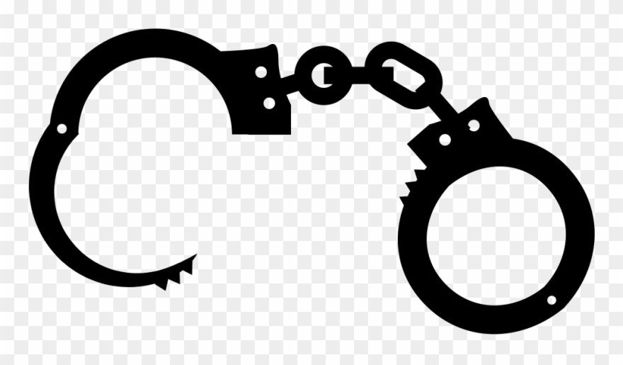 Png icon download onlinewebfonts. Handcuffs clipart clip art