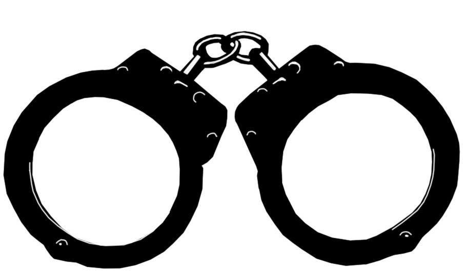 Free handcuffs cliparts download. Handcuff clipart