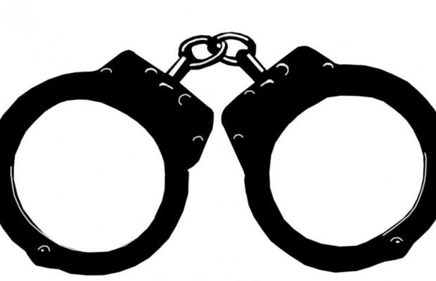 Handcuffs clipart custody. Panda free images