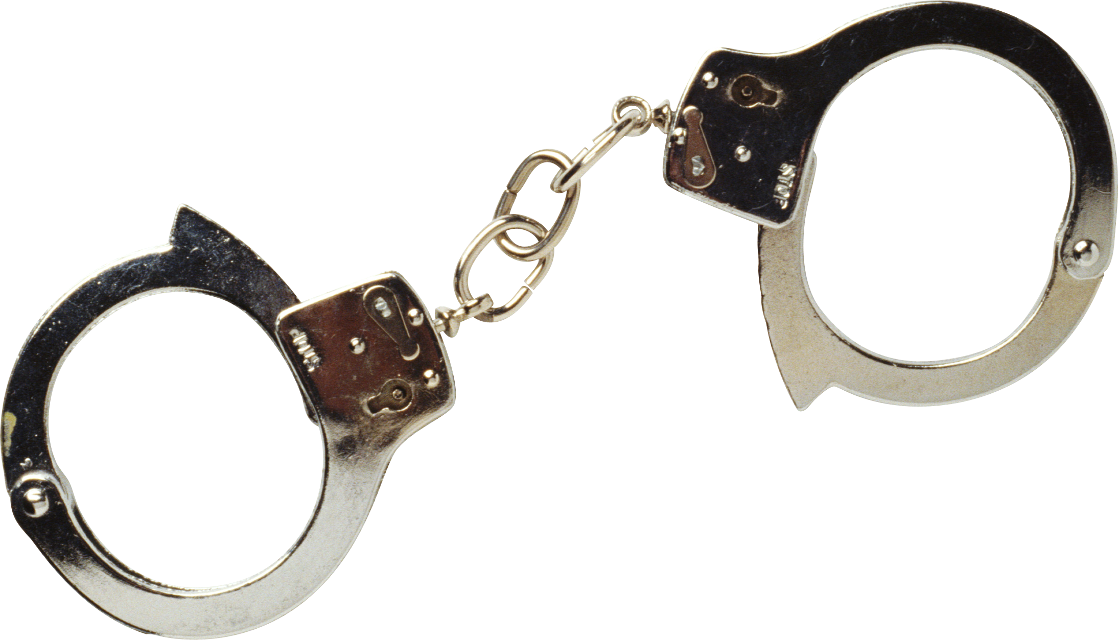 Golden handcuff png image. Handcuffs clipart used police