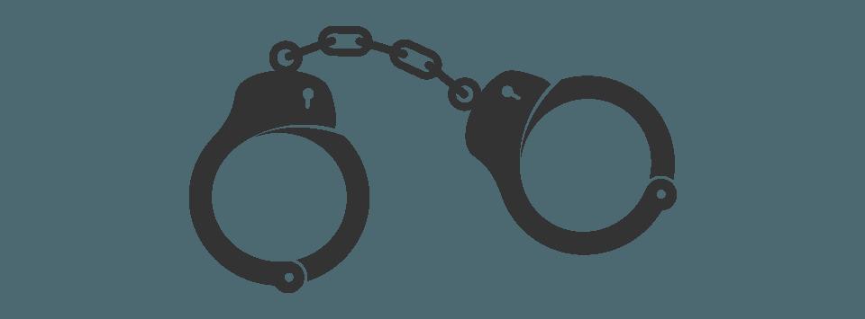 Mirolli bail bonds bond. Jail clipart handcuff
