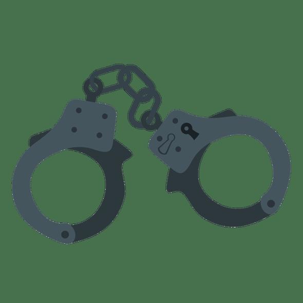 Bail bonds in charlotte. Handcuffs clipart misdemeanor