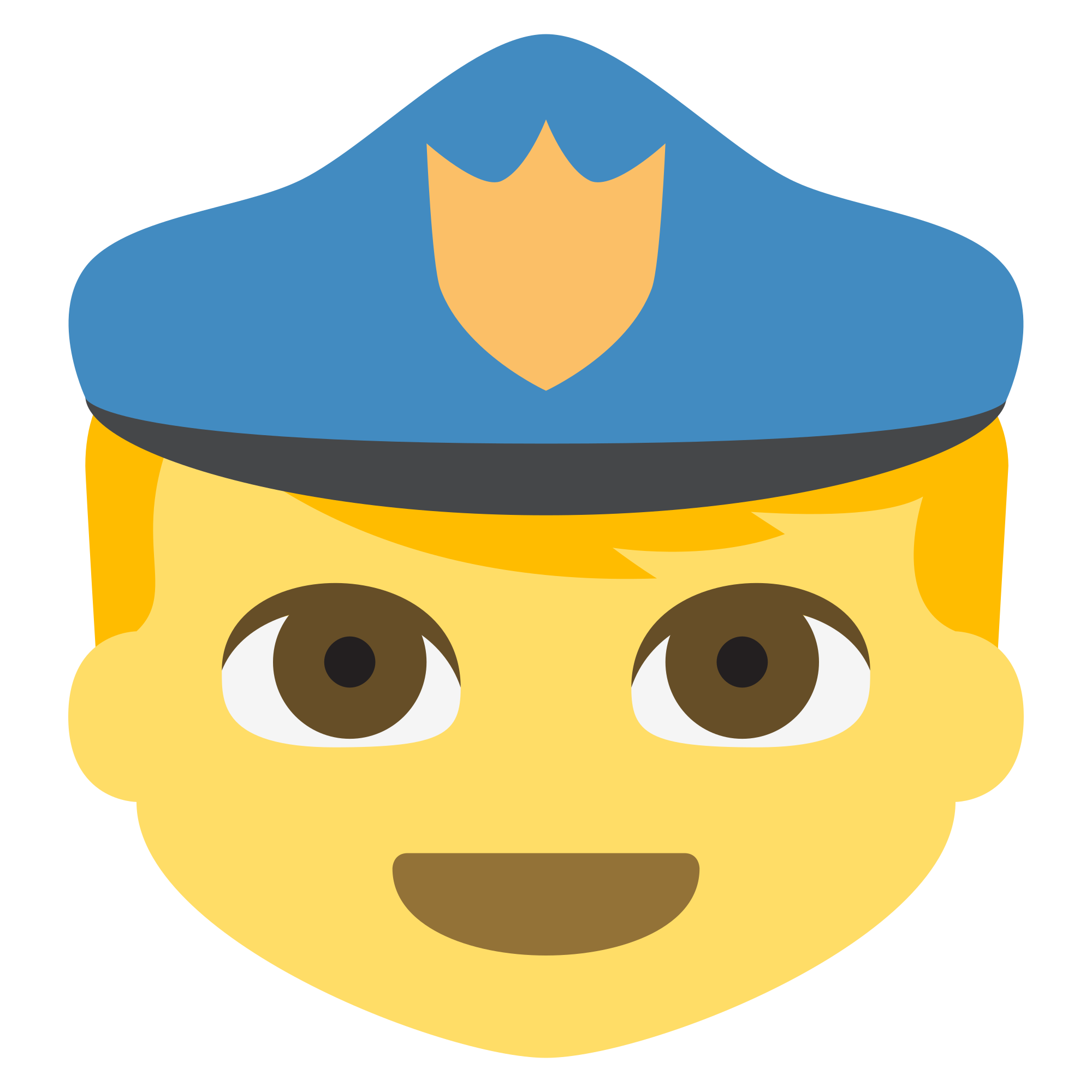 File emojione f e. Handcuffs clipart bad cop