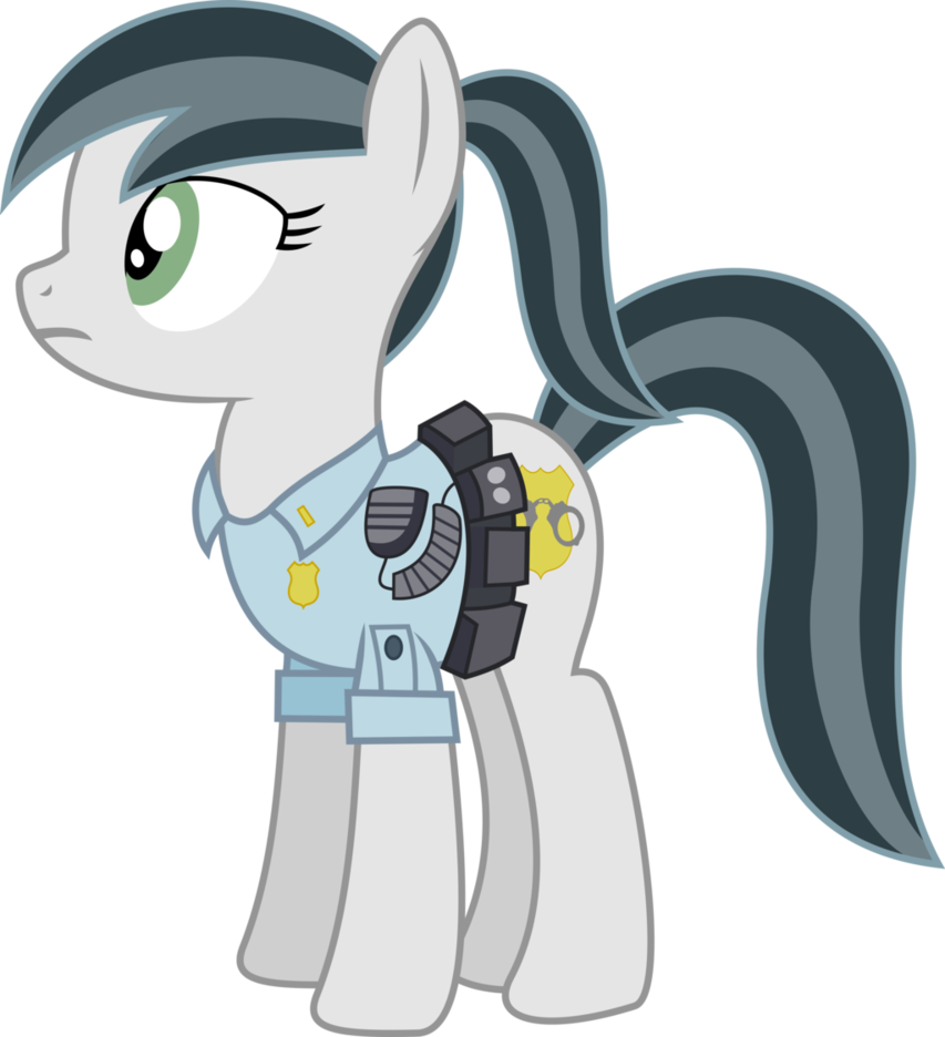 Handcuffs clipart bad cop. Officer silver chaser by