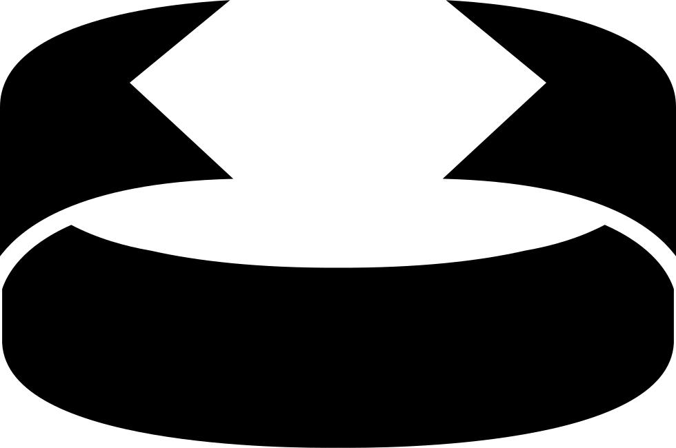 Circular ribbon design svg. Handcuffs clipart martial law