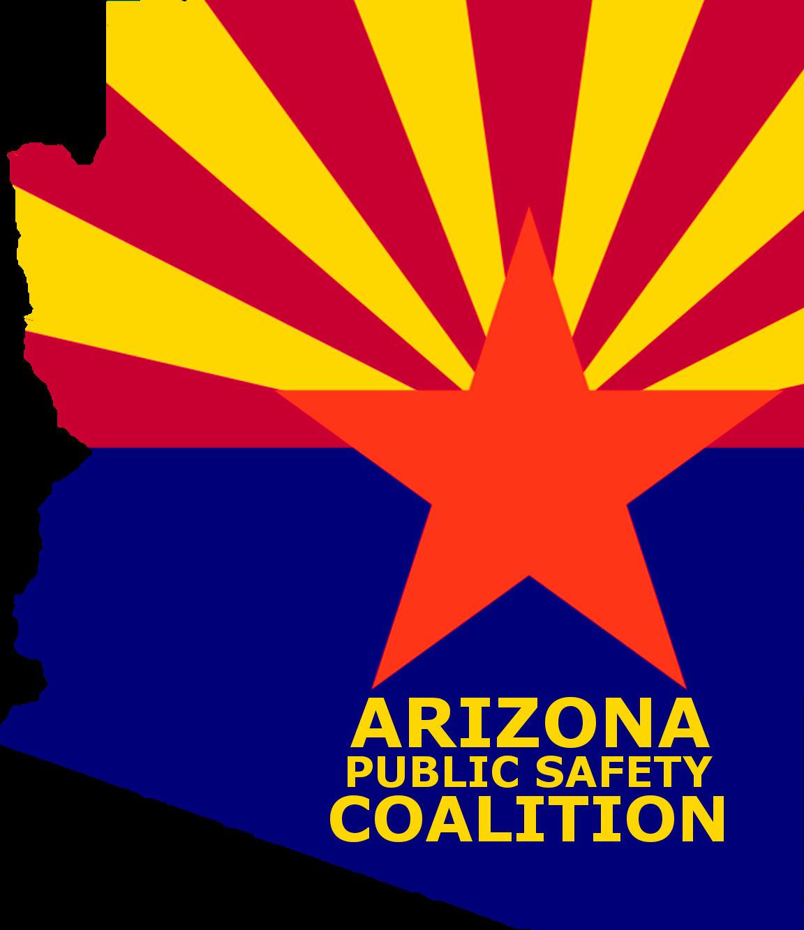 Handcuffs clipart tether. Arizona public safety coalition
