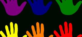 Handprint clipart 12 child. Kids hands free download