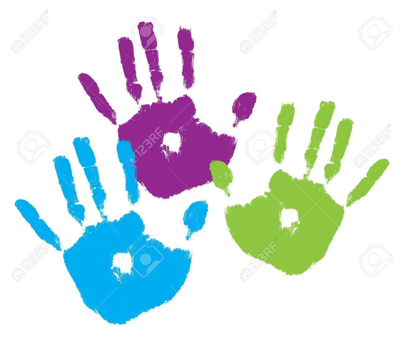 At getdrawings com free. Handprint clipart