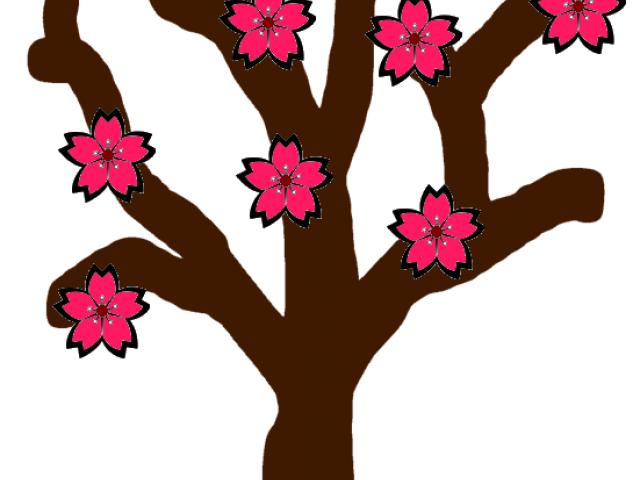 Handprint clipart abc. Tree x free clip