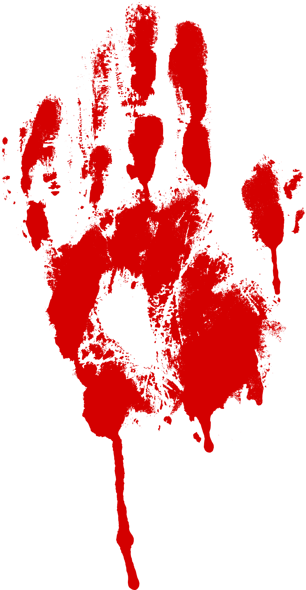 Handprint clipart bloody. Free photo hand print