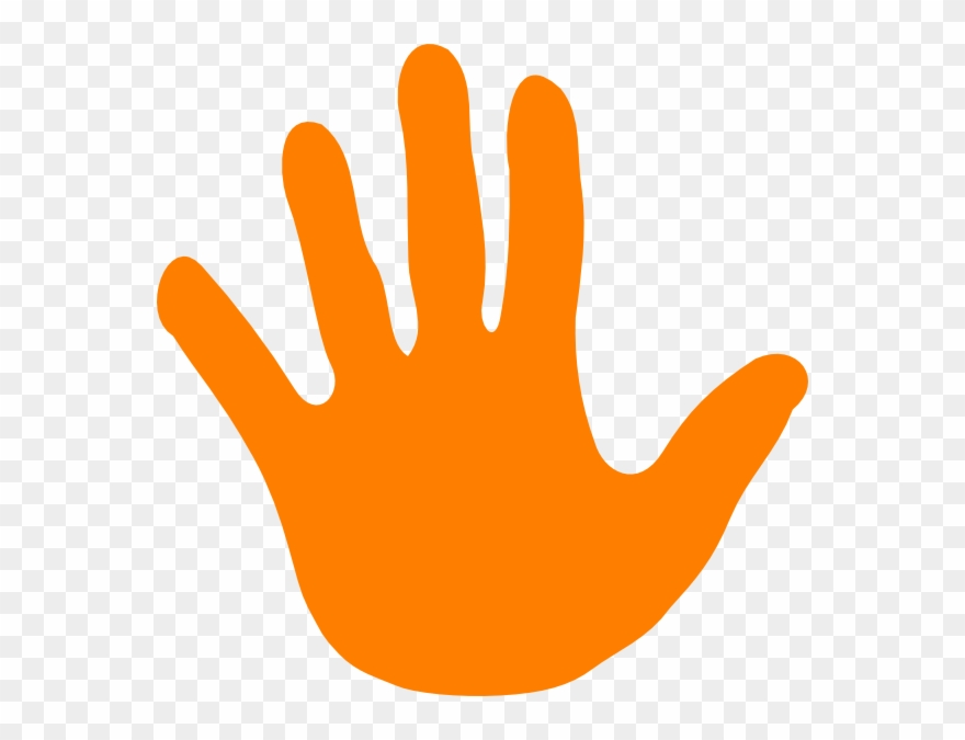 Hand png download . Handprint clipart clip art