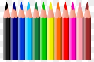 Free png pencils clip. Handprint clipart colored pencil