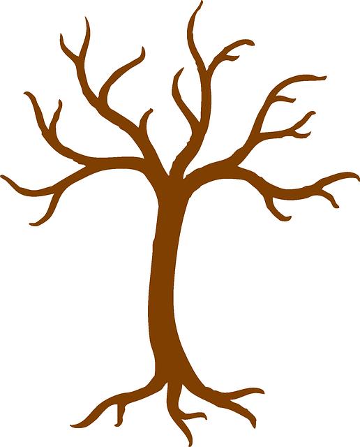 Pin by voda h. Handprint clipart friendship tree