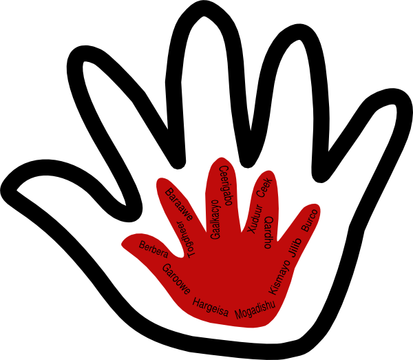 Child free download best. Handprint clipart helping hand