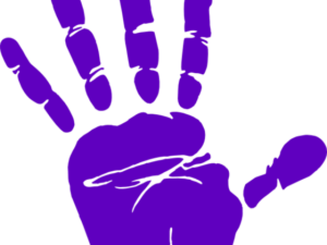 Three handprints cliparts free. Handprint clipart kindergarten