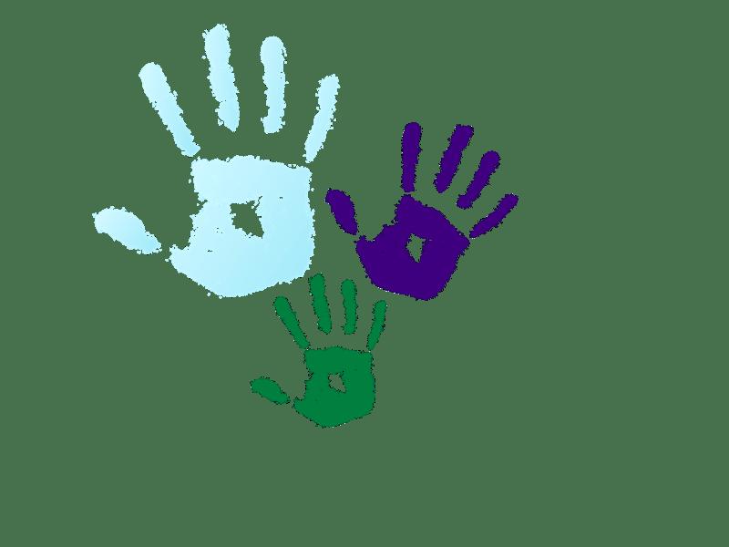 Children free download best. Handprint clipart little hand