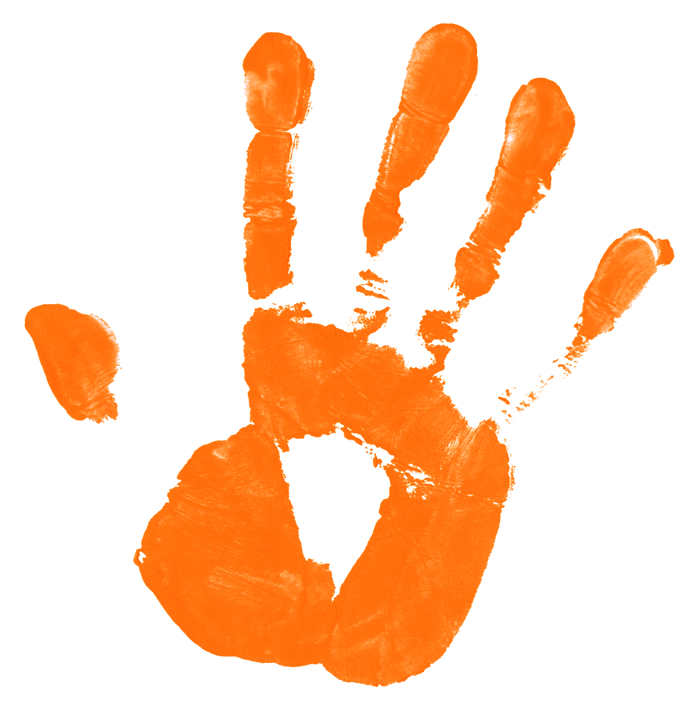 Paint clipart handprint. Hand print kids google