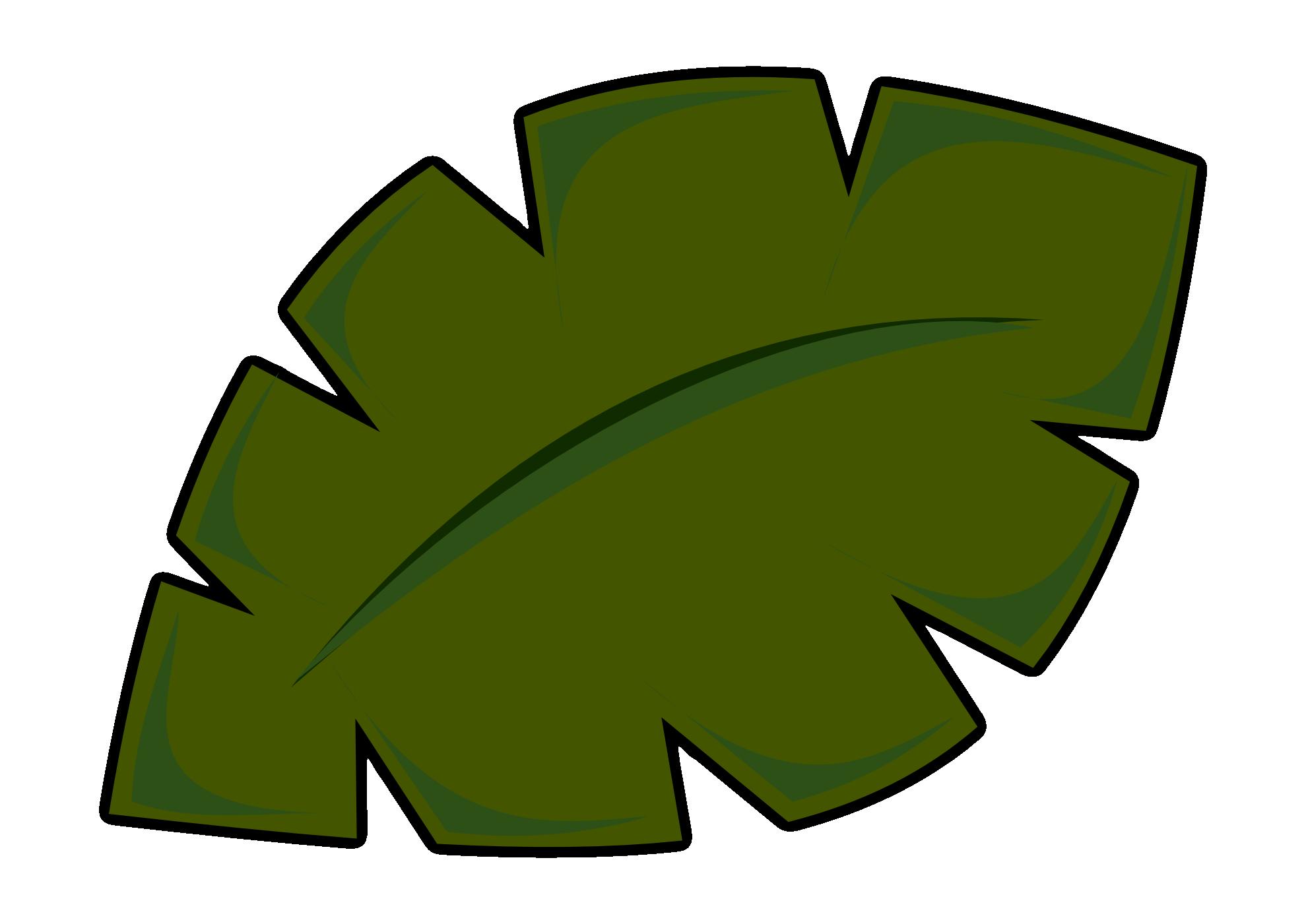 Leaves leave hawaiian