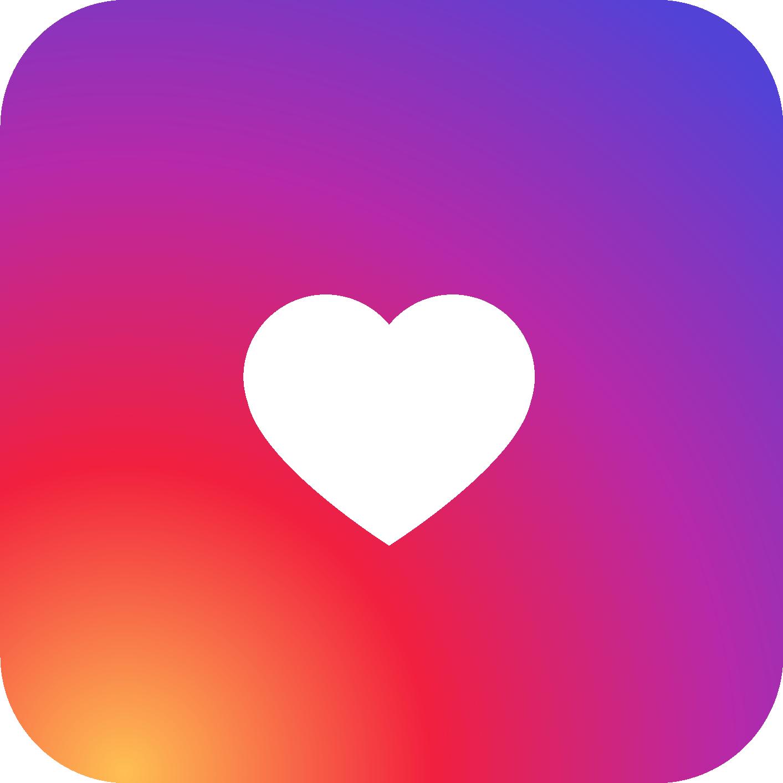 Handprint clipart pink. Instagram at getdrawings com