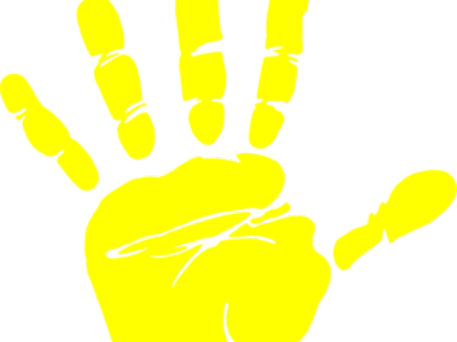 Right free on dumielauxepices. Handprint clipart printable