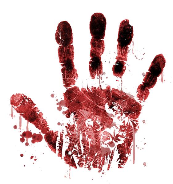 Handprint clipart right handed. Transparent background frames illustrations