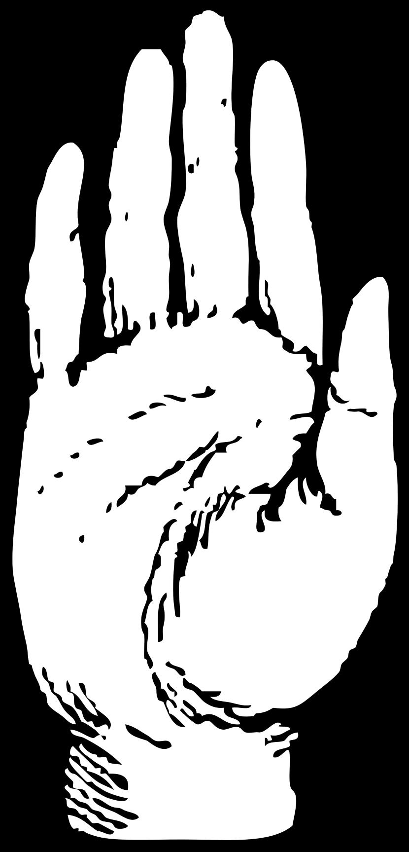 collection of pledge. Handprint clipart volunteer hand