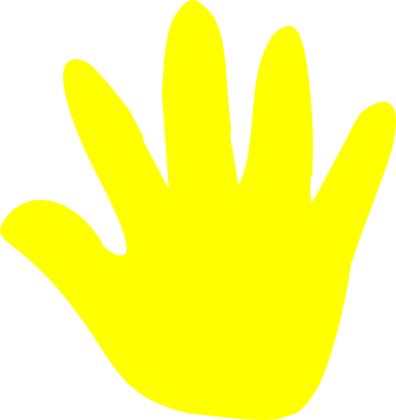 Hands clipart animation. Right hand clip art