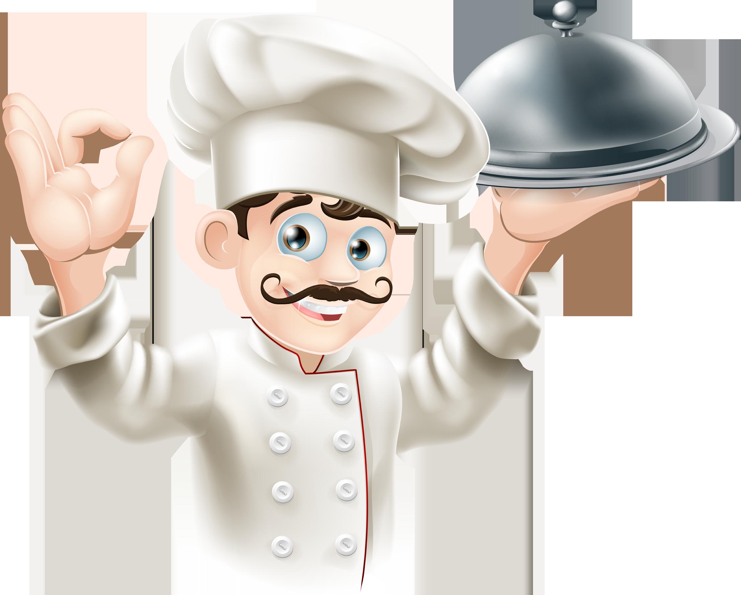 Hands clipart chef. Cozinheiros a dolls pinterest
