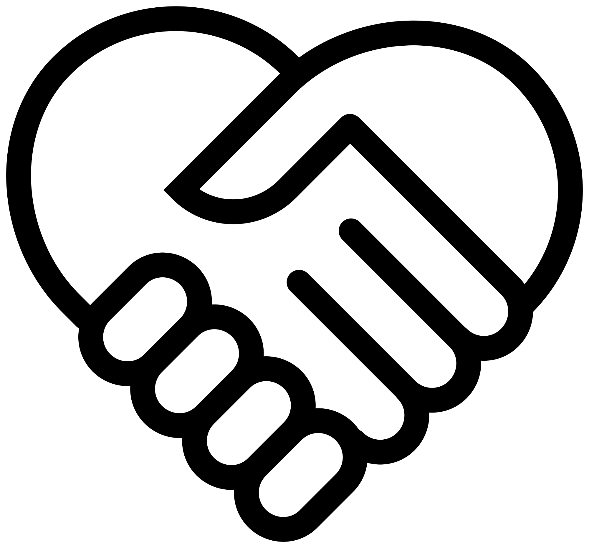 File hand shake svg. Hands clipart heart