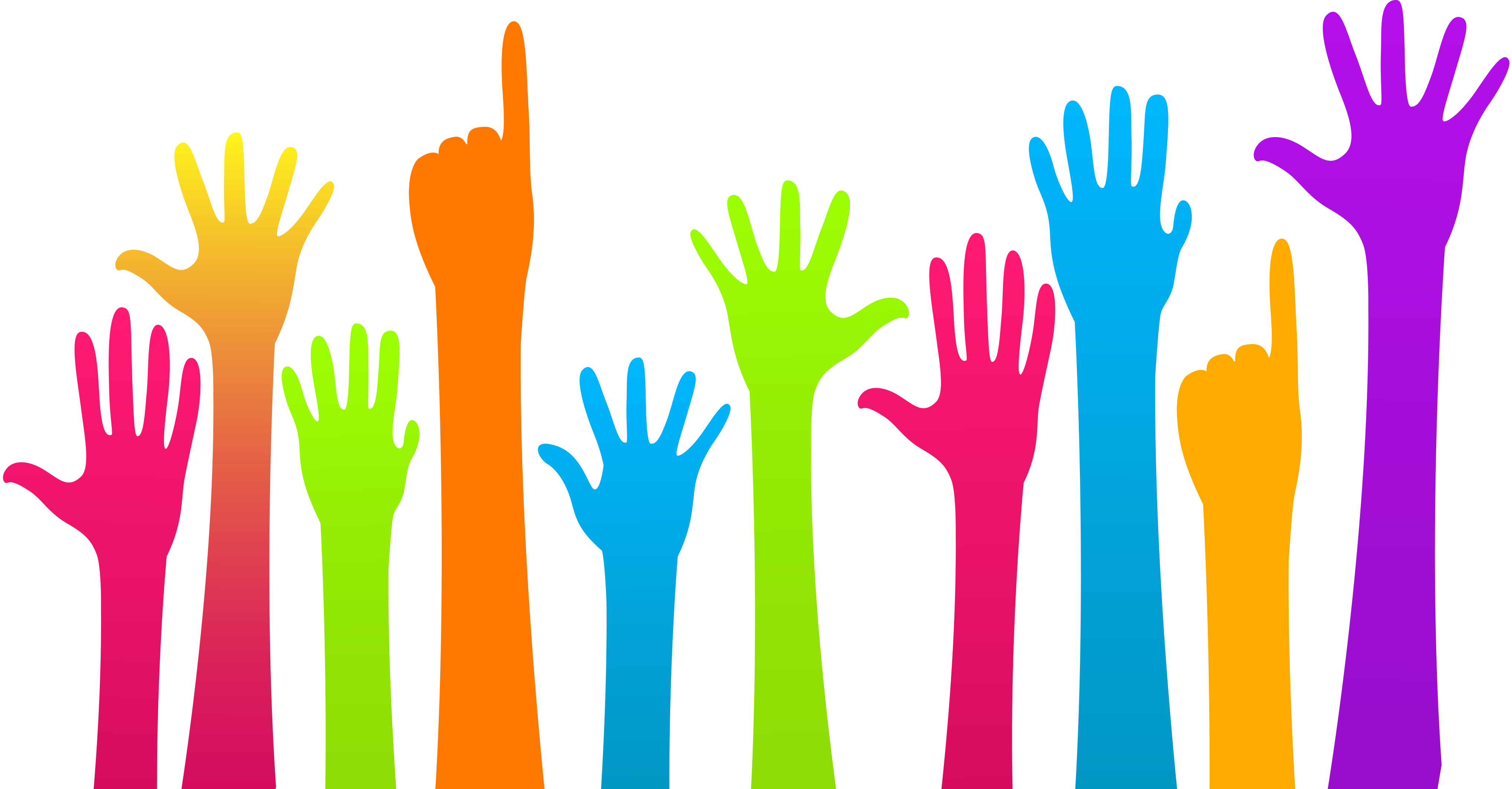 Hands clipart human hand. Student education trade union