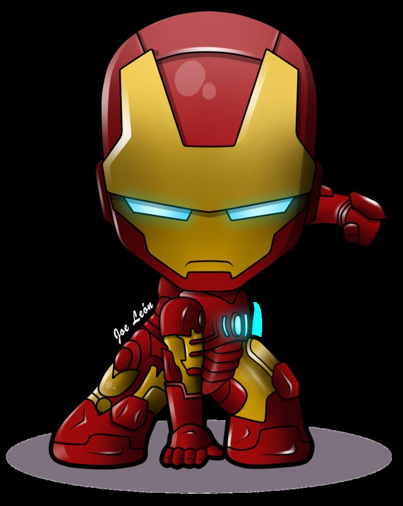 Hands clipart ironman. Iron man chibi by