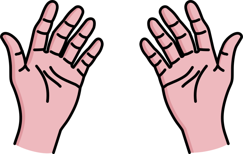 Medium image png . Hands clipart safety