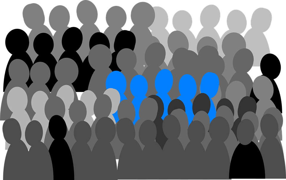 Circle of people holding. Hands clipart team