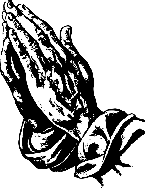Hands clipart tree. Praying graphic transparent png